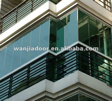 veranda in alluminio per balcone alluminio veranda balcone vetrino id prodotto 540729192