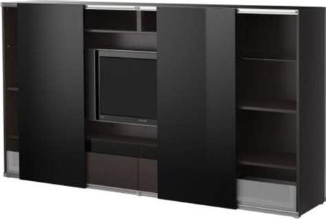 ikea tv cabinet with sliding doors best 197 inreda tv storage combo with sliding doors