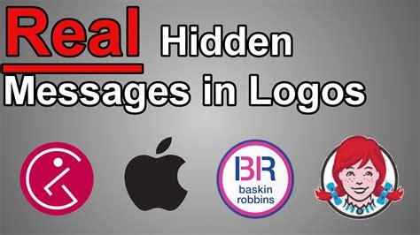 secret messages things in logos www pixshark images