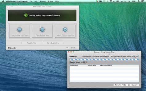 best virus scanner for mac 5 free mac antivirus for os x el capitan and yosemite