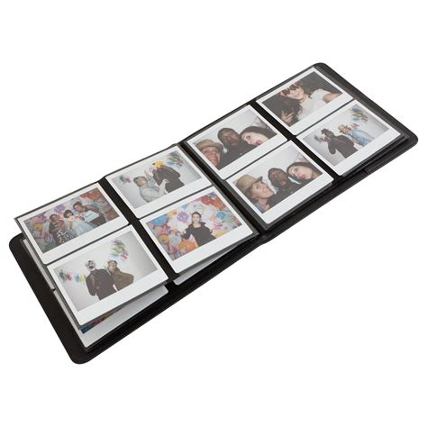 polaroid wide album photo instax wide noir accessoires instax wide