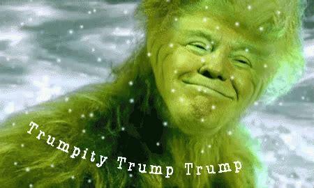donald trump grinch trump christmas trump gif trump christmastrump grinch