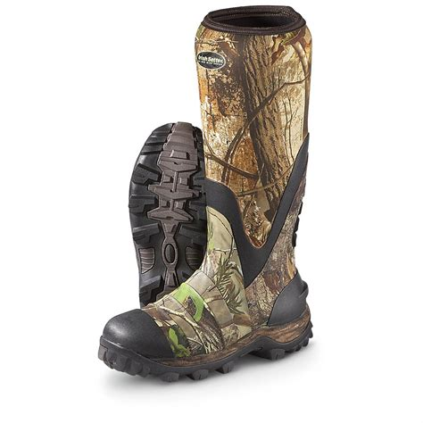 s setter 174 swghost rubber boots realtree 174 apg