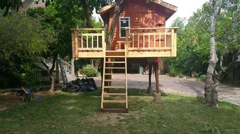 backyard tree house kits tree house plans backyard ideas kids treehouse designs and