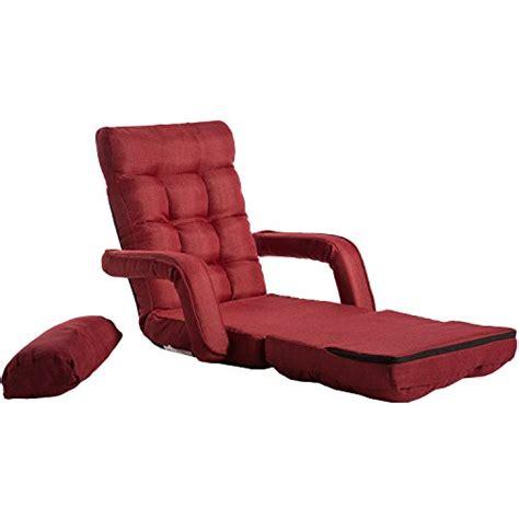 lazy sofa chair merax folding lazy sofa floor chair sofa lounger bed with