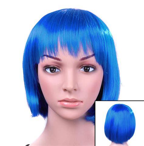 colored wigs colored wigs turquoise colored wig