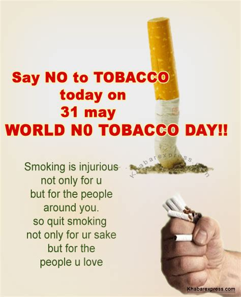say no day cayman islands marks world no tobacco day may 31st ieyenews