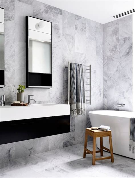 inspired   black  white bathroom design ideas