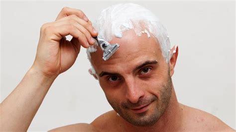 headshave in pregnancy how to shave a bald head healthguru