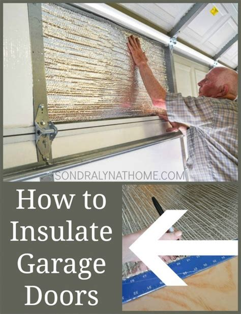 How To Insulate Doors by How To Insulate Garage Doors And Why You Should