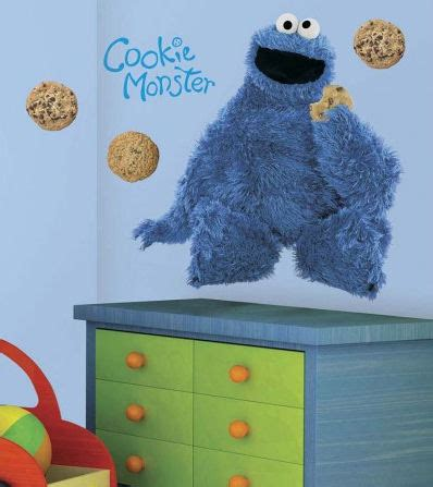 Cookie Wall Stickers