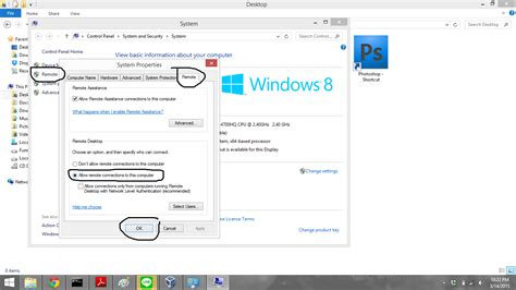 Oven Yang Ada Komputernya how to set up remote desktop access anugrah d putra s