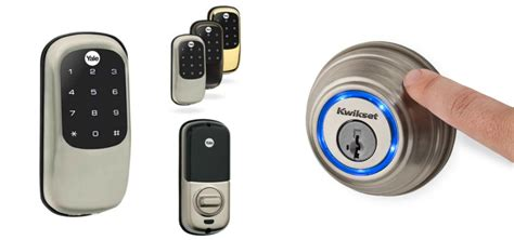 smart door locks how smart door locks improve your reviews installation tips