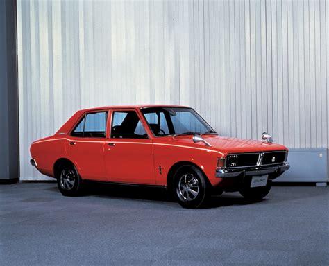 mitsubishi galant 1970 1969 car launches influx