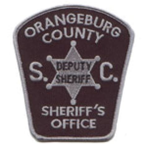 Orangeburg County Sheriff S Office by Deputy Sheriff William Howell Jr Orangeburg County