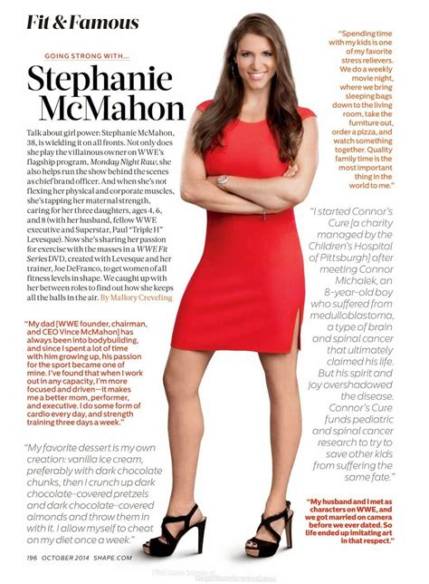 R Stevannie Dress photo mcmahon in october 2014 edition of shape