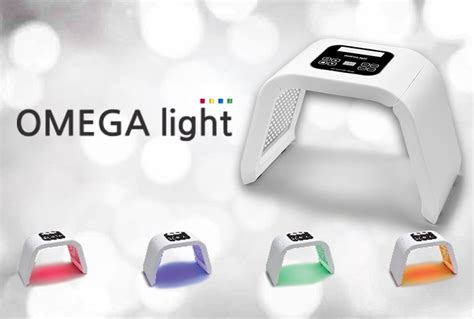 what is led light therapy omega light therapy customized led therapy aeon