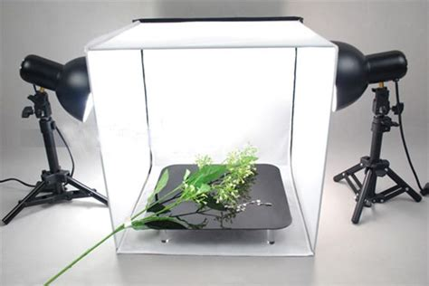 Tabletop Photography Kit by Photo Studio Table Top Lighting Kit With 16 Quot 20 Quot Or 24