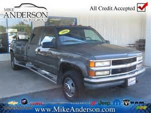 2000 chevy 3500 dually 4x4 crew cab trucks for sale