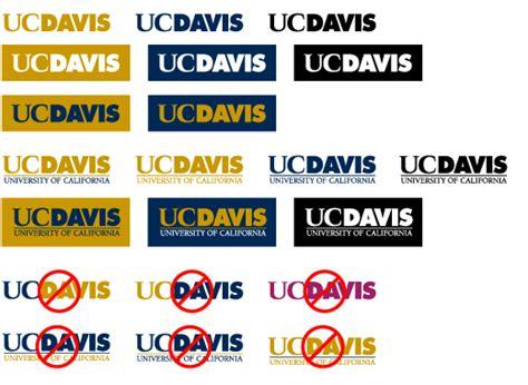 uc davis school colors handling uc davis logos marketing toolbox