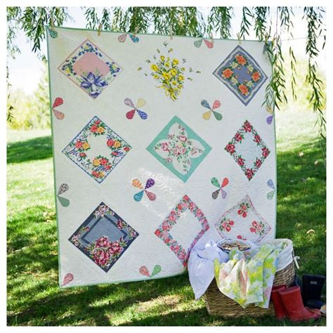 Handkerchief Quilt Pattern by 1000 Images About Handkerchief Quilt On