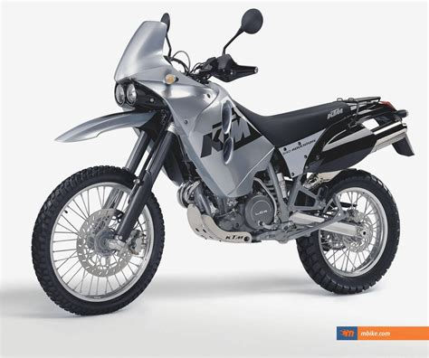 Ktm 640 Lc4 Adventure 2005 Ktm 640 Lc4 Adventure Motorcycles Catalog With