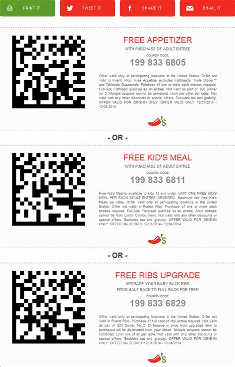 chilis to go coupon 2017 chiles coupon 2016 2017 best cars review