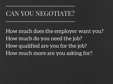 How Do You If You Failed An Employer Background Check Why An Attempt At Salary Negotiation Might Fail