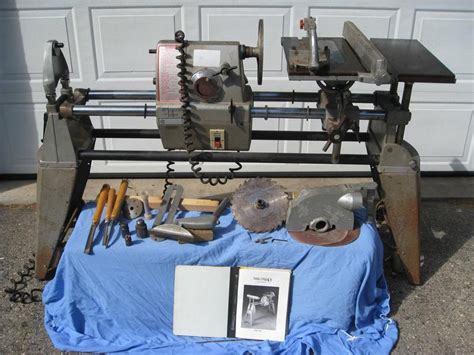 total shop woodworking machine total shop 6 in 1 woodworking machine