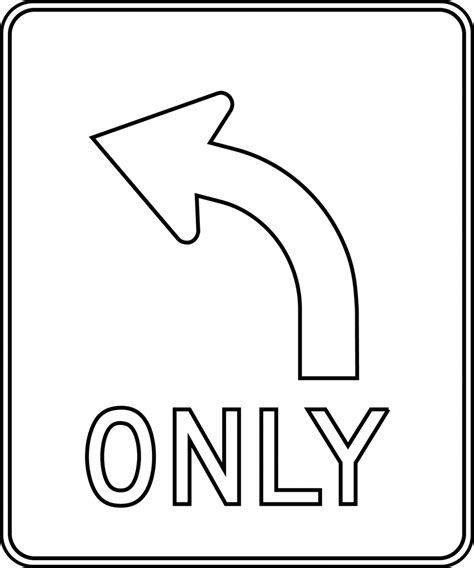 traffic sign coloring pages bestofcoloring com
