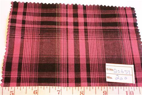 Patchwork Plaid Fabric - madras fabric plaid madras patchwork madras fabric