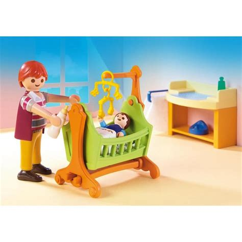 chambre enfant playmobil chambre de b 233 b 233 playmobil 5304 224 11 99 sur pogioshop