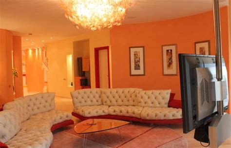 house of furniture home interior design color for home 25 ideas for modern interior decorating with orange color