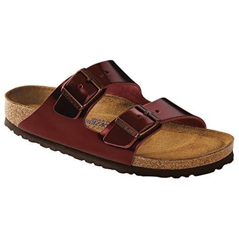 Sandal Rotelli Size 36 Authentic birkenstock unisex arizona soft footbed suede sandals metallic tourmaline leather 36 n eu 5