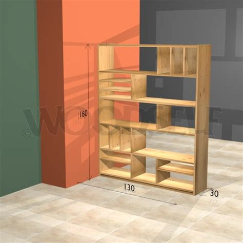 room divider bookshelf woodself free plans for woodworking