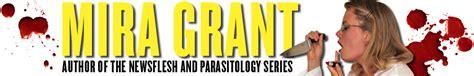 Chimera Parasitology Trilogy mira grant