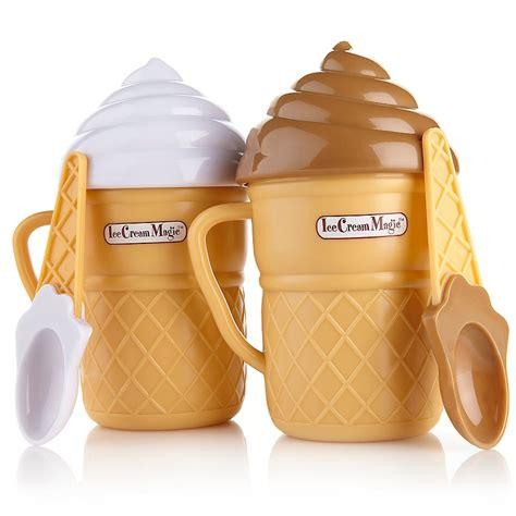 Best Seller Zoku Gelas Pembuat Es gelas magic membuat es krim dlm waktu 3 menit