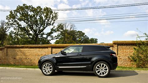 range rover coupe range rover evoque coupe review autoevolution