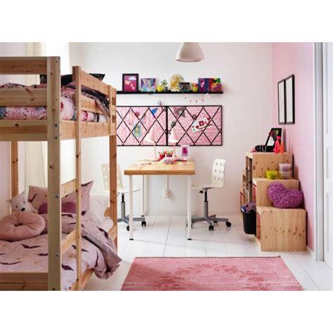ik饌 chambre enfant chambre pour 2 enfants par ikea