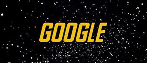 new doodle celebrates trek new doodle celebrates trek s 46th anniversary