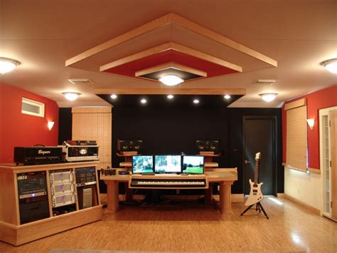 music studio layout audiomachine burbank steven klein s sound control room