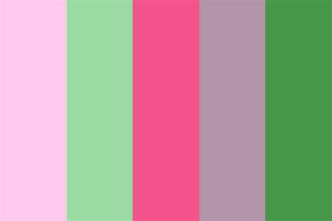 birthday color birthday color palette