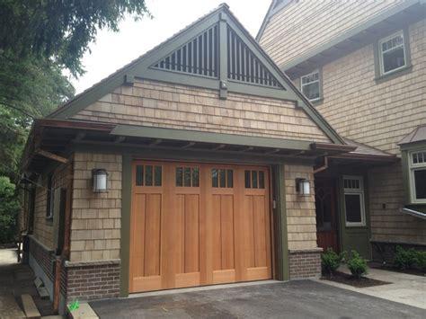 custom carriage house garage doors craftsman garage