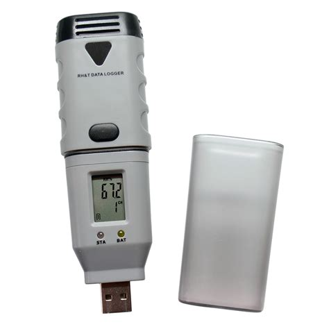 data logger usb temperature humidity data logger with display thermco