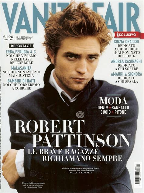 robert pattinson vanity fair scans robert pattinson