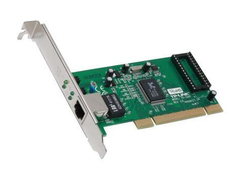 Lan Card Tp Link Gigabit tp link tg 3269 gigabit network adapter 10 100 1000mbps pci 1 x rj45 newegg