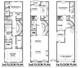 townhouse plans narrow lot townhouse plan e1 149 a3211b narrow lots