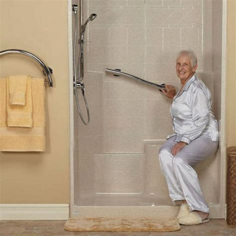 Freedom Showers by Freedom Easy Step Shower Right Seat 3 48 Quot X 37 Quot