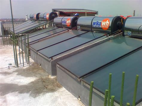 Water Heater Solar Cell Wika service wika solar water heater serpong tangerang selatan