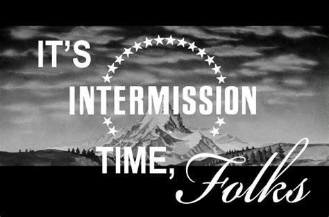 shellbelles tiki hut  intermission time folks
